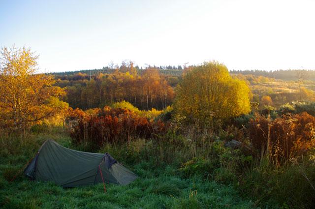 Kielder-tent