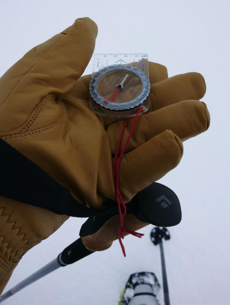 Tromso compass